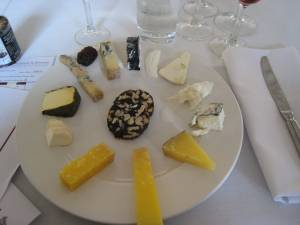Fort Denison  Australian Cheese appreciation